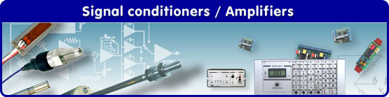 Amplifiers / Signal Conditioners