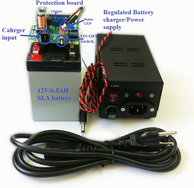 Battery + Charger OEM